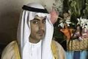 trump gibt bekannt - us-militär tötet bin-laden-sohn und al-kaida-chef hamsa