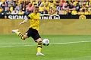 Bundesliga - Borussia Dortmund gegen Bayer Leverkusen im Live-Ticker: Bosz fordert die Ex-Kollegen