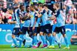 Bundesliga, 4. Spieltag - Gladbach gewinnt Rhein-Derby in Köln – Hertha BSC jetzt Letzter