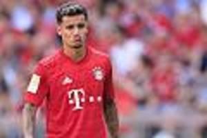 Bundesliga live - RB Leipzig gegen FC Bayern im Live-Ticker: Coutinho könnte starten