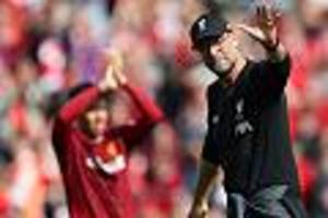 Premier League - Liverpool siegt, ManCity verliert beim Aufsteiger