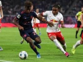 Leipzig gegen Bayern: Eine Halbzeit Raserei