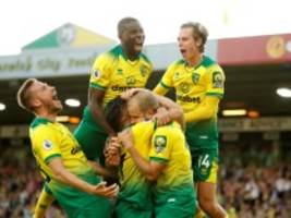 premier league: norwich city schockt pep guardiola