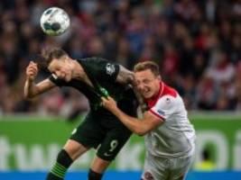 1:1 in Düsseldorf: Unentschieden