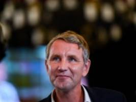 ZDF Berlin direkt: Björn Höcke bricht TV-Interview ab