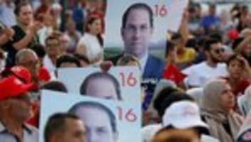 tunesien: konfrontation an der wiege des arabischen frühlings