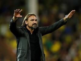 Aufsteiger-Coup gegen Guardiola: Norwich feiert das Ding der Unmöglichkeit