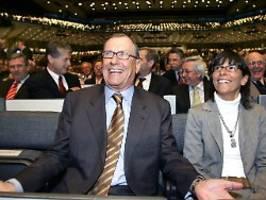 Ex-Chef wird 75: Schrempp hält Daimler bis heute die Treue