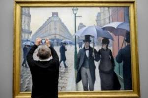 Ausstellungen: Nolde und Caillebotte: Fast 300 000 Besucher