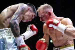 Boxen: Müller wünscht sich nach WM-Niederlage Rückkampf gegen Ponce