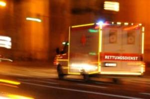 brände: mann bei wohnungsbrand in schöneberg schwer verletzt