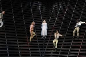 theater: richard iii. in rostock: Überzeugender spielzeitstart