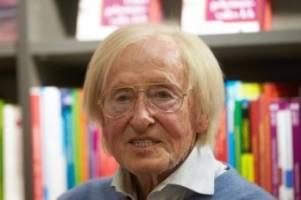 Riegel-Rudi: Trainer-Legende Rudi Gutendorf mit 93 Jahren gestorben