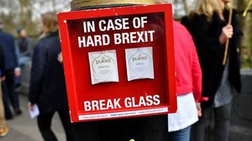 Im Falle eines harten Brexit: Zollgewerkschaft warnt vor mehr Drogen- und Waffenschmuggel nach Deutschland