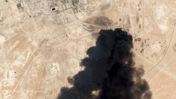Angriff auf größte Raffinerie: Saudi-Arabien verliert seine halbe Ölpoduktionskapazität