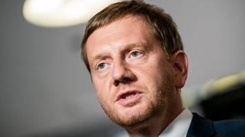 Vor Sondierungen: Kretschmer fokussiert Sachsen-Interessen