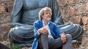 Klimawandel: Reinhold Messner über Fridays-for-Future-Bewegung