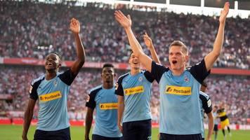 Borussia Mönchengladbach - Vom Dauer-Patienten zum Strahlemann: Embolos Wandel