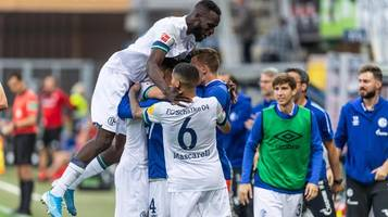Bundesliga: FC Schalke 04 dreht Spiel beim SC Paderborn