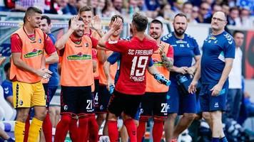 4. spieltag: sc freiburg düpiert badischen rivalen hoffenheim