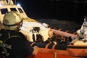 Deutschland nimmt 24 Migranten von der Ocean Viking auf