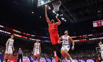 basketball-wm: spanien jubelt über titel