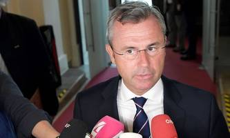 fpÖ-chef hofer will eigenen staatssekretär für pflege