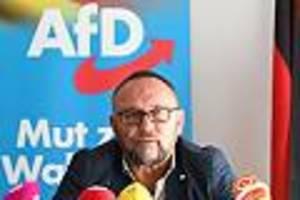 Vorstand folgt ihm - Info kam per E-Mail: Magnitz tritt als AfD-Chef in Bremen zurück