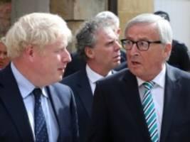Brexit: EU: Kein gangbarer Brexit-Vorschlag von Johnson