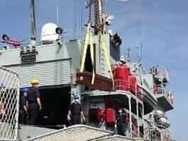 schiffsunglück vor lampedusa: italienische beamte müssen vor gericht