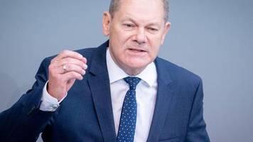Ansage an Deutschlands Banken: Scholz: Strafzinsen für Sparer wären «schlechter Einfall»
