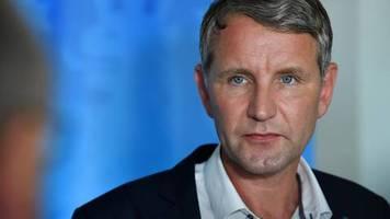 Eklat um TV-Interview: AfD-Politiker Höcke bricht ZDF-Interview ab und spricht von massiven Konsequenzen