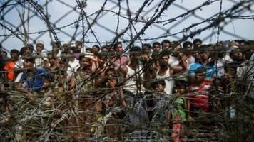 UN-Bericht: 600.000 Rohingya in Myanmar leben in akuter Völkermord-Gefahr
