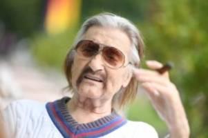 Kunst: Designer Luigi Colani im Alter von 91 Jahren gestorben