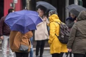 Wetter: Sturmböen und Gewitter rund um Berlin erwartet