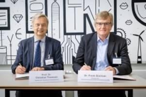 wissenstransfer : wirtschaft und wissenschaft treiben digitalisierung voran