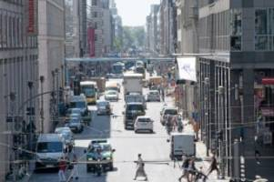 umweltschutz: fehlende schilder: diesel-fahrverbote kommen später
