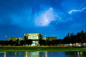 Wettervorhersage: Sturmböen und Gewitter- in Berlin wird es ungemütlich
