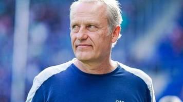 Freiburg-Sieg gegen Hoffenheim: SC-Coach Streich bleibt bescheiden: «Heute ist es einfach»