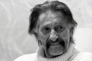 Mode: Stardesigner Luigi Colani im Alter von 91 Jahren gestorben