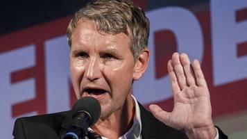Abgebrochenes Interview: Höcke oder Hitler? Mit diesen Zitaten konfrontierte das ZDF AfD-Abgeordnete