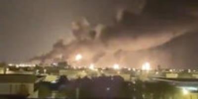 Drohnenangriff auf Saudi-Arabien: Warum keine neue Ölkrise droht