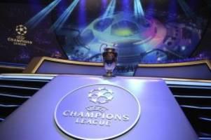 Champions League: Wiedergutmachung? Bundesliga startet in die Königsklasse