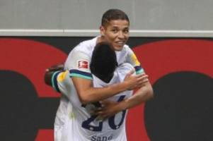 Bundesliga am Sonntag: Harit blüht auf: Schalker mit Doppelpack in Paderborn