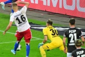 Derby-Ärger: Aberkanntes HSV-Tor: St.-Pauli-Profi hätte es zählen lassen