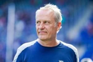 Freiburg-Sieg gegen Hoffenheim: SC-Coach Streich bleibt bescheiden: Heute ist es einfach