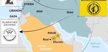 Wer steckt hinter den Angriffen auf Saudi-Arabien?
