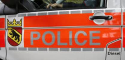 Zollikofen BE: Polizei fasst Jugendliche nach Verfolgungsjagd