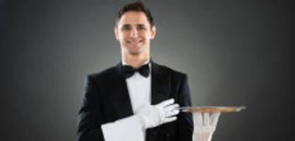 «Mit Freude dienen»: Jetzt kann man lernen, wie man Diener wird