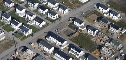 Zinsen für Immobilienkredite nähern sich Null-Marke